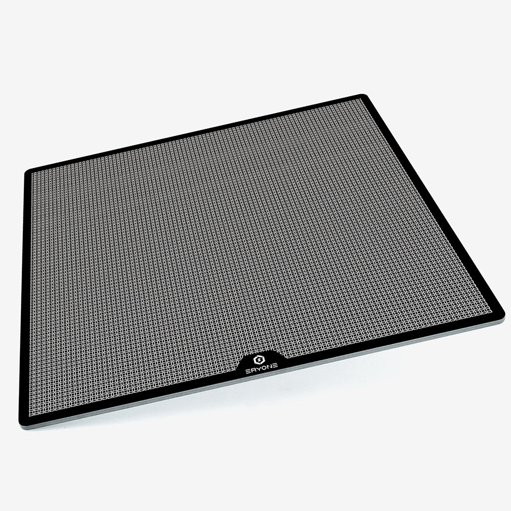 ER-20 GLASS HEATED BED