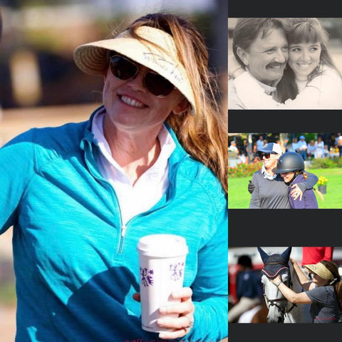 Lura Gers with Windy Hill Equestrians