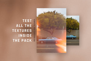 Vintage Light Leaks Actions and Textures Bundle-Add-Ons-Artixty