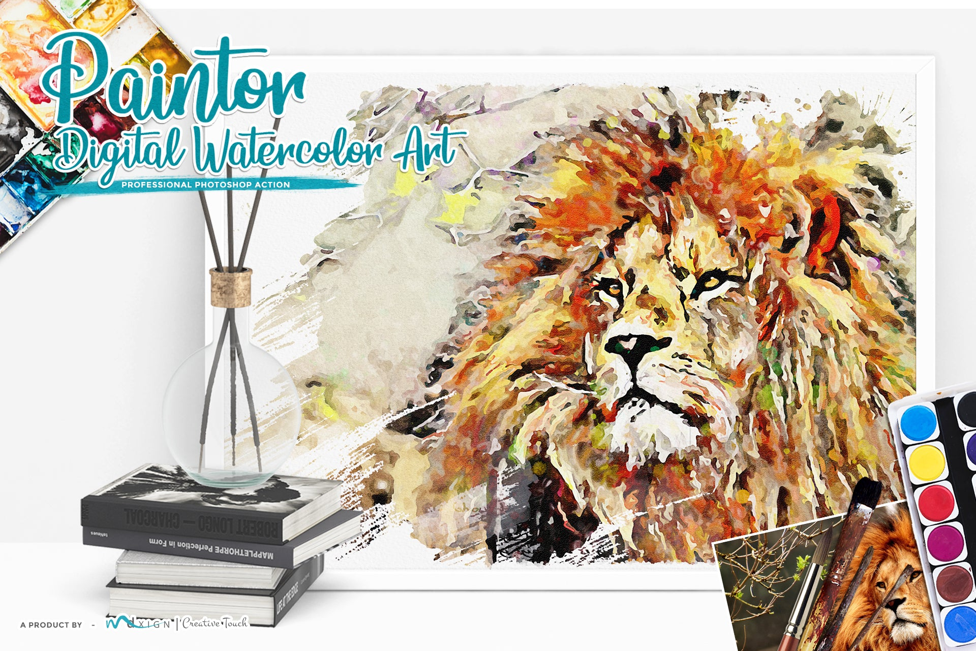 19-In-1 Modern Art Photoshop Actions Bundle-Add-Ons-Artixty