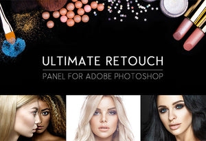 The Ultimate Skin Retouch Panel For Photoshop-Add-Ons-Artixty