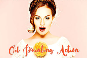 Mega Artistic Photoshop Actions Bundle-Add-Ons-Artixty