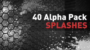 The Alpha Brush Effect Bundle - 250+ Design Resources-Graphics-Artixty