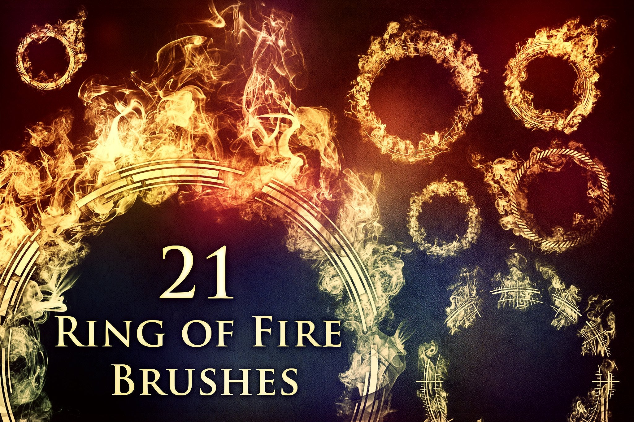 The Massive Bundle Of 2500+ Photoshop Brushes-Add-Ons-Artixty