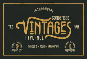 The 50 Bestselling Creative Font Collection-Fonts-Artixty