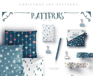 265-In-1 Beautiful Patterns Mega Bundle-Graphics-Artixty