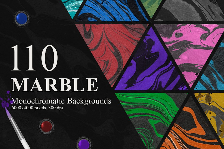 2200+ Backgrounds & Textures Bundle-Graphics-Artixty