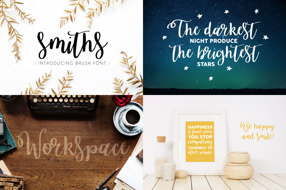57 Professional Fonts From Mellow Design-Fonts-Artixty