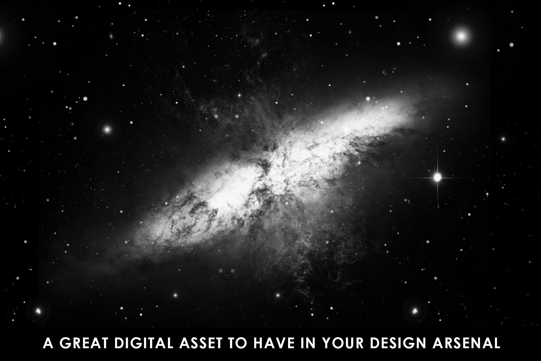 The Massive Bundle Of Cosmic Photoshop Brushes-Add-Ons-Artixty