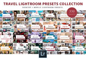 330 Travel Lightroom Presets Collection-Add-Ons-Artixty