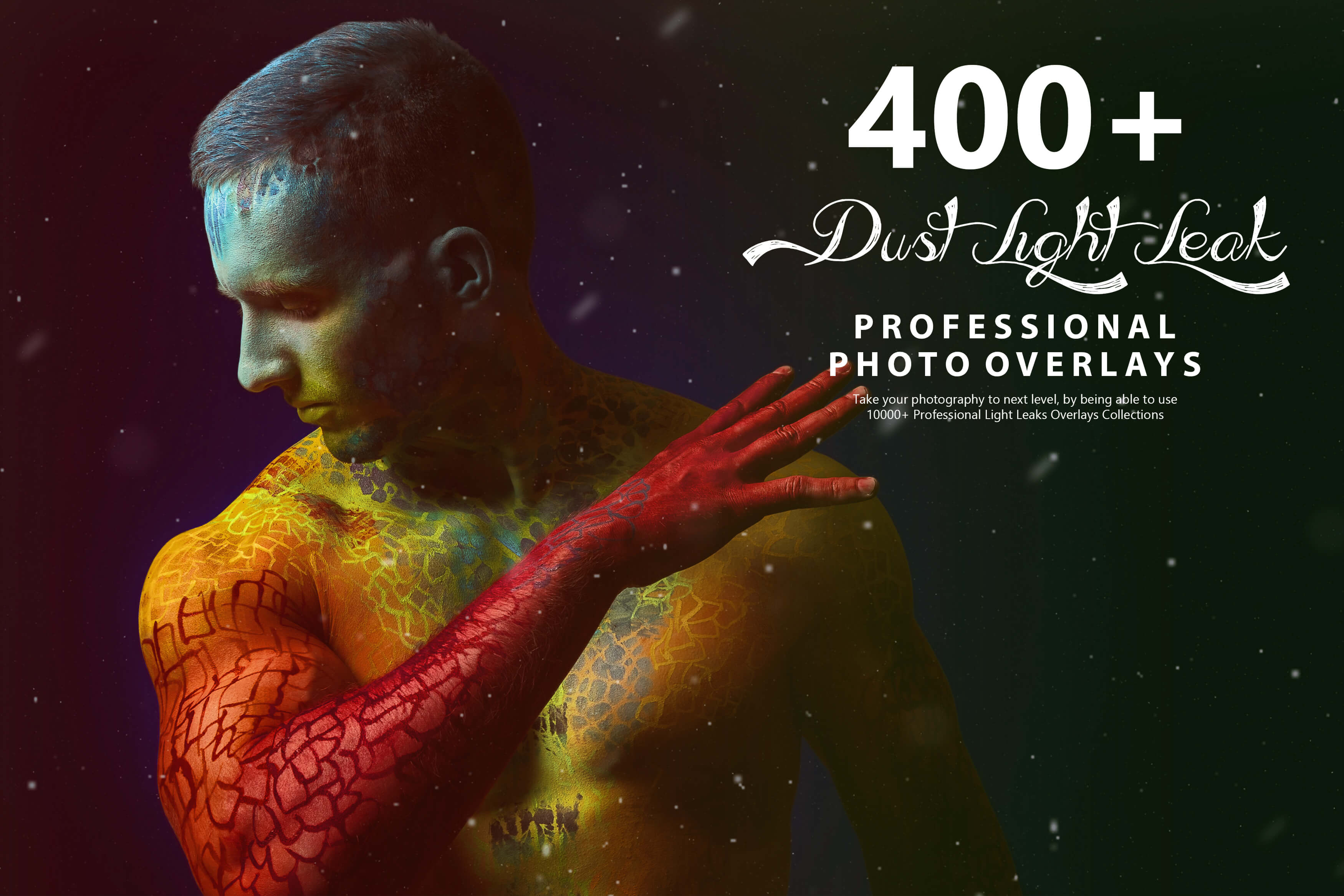 10,000+ Professional Light Leaks Photo Overlays-Graphics-Artixty
