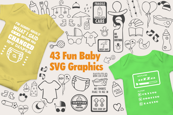 The Giant Bundle Of Professional Illustrations-Graphics-Artixty
