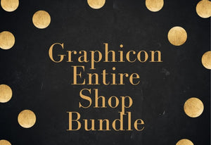 The Graphicon Entire Shop Creative Bundle-Templates-Artixty