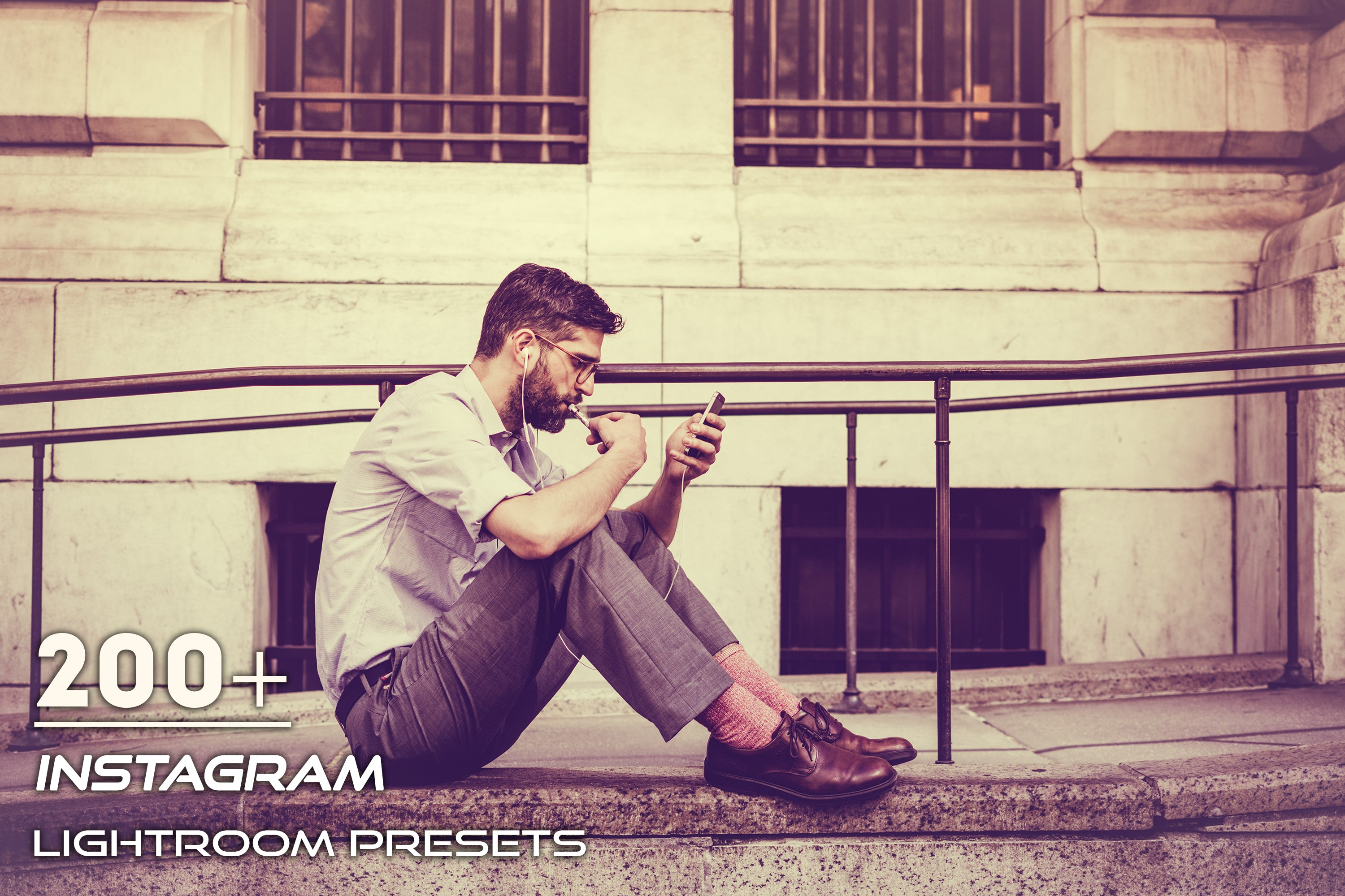 2000+ Professional Lightroom Presets Bundle-Add-Ons-Artixty