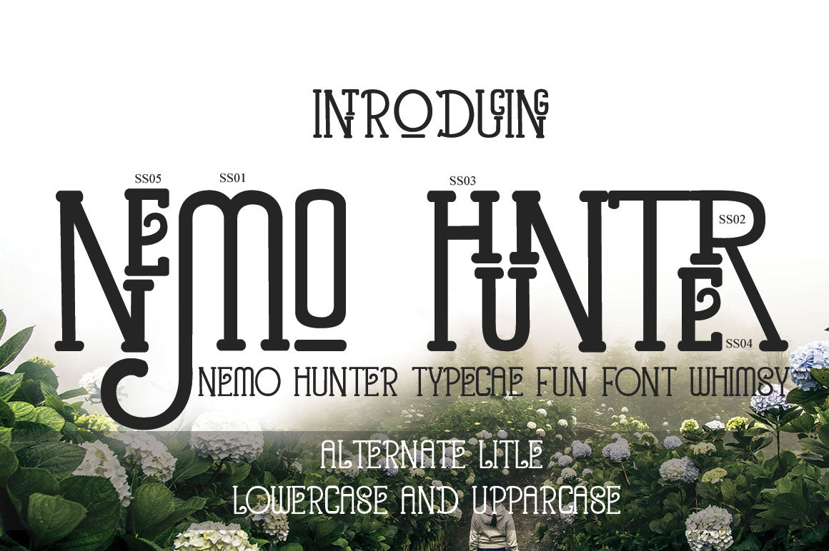The Spectacular Font Bundle - 15 Fonts Collection-Fonts-Artixty