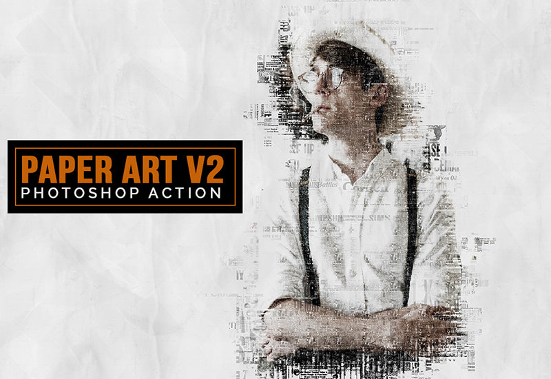 The Stunning Bundle Of 17 Photoshop Actions-Add-Ons-Artixty