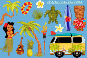 The Sunny Summer Design Mega Bundle-Graphics-Artixty