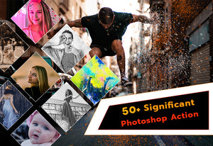 50+ Significant Photoshop Actions Bundle-Add-Ons-Artixty
