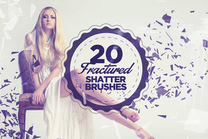 The Finest Photoshop Brushes Bundle - 600+ Brushes-Add-Ons-Artixty