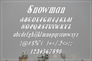 The Joyful Christmas Fonts Bundle - 25 Exclusive Fonts-Fonts-Artixty