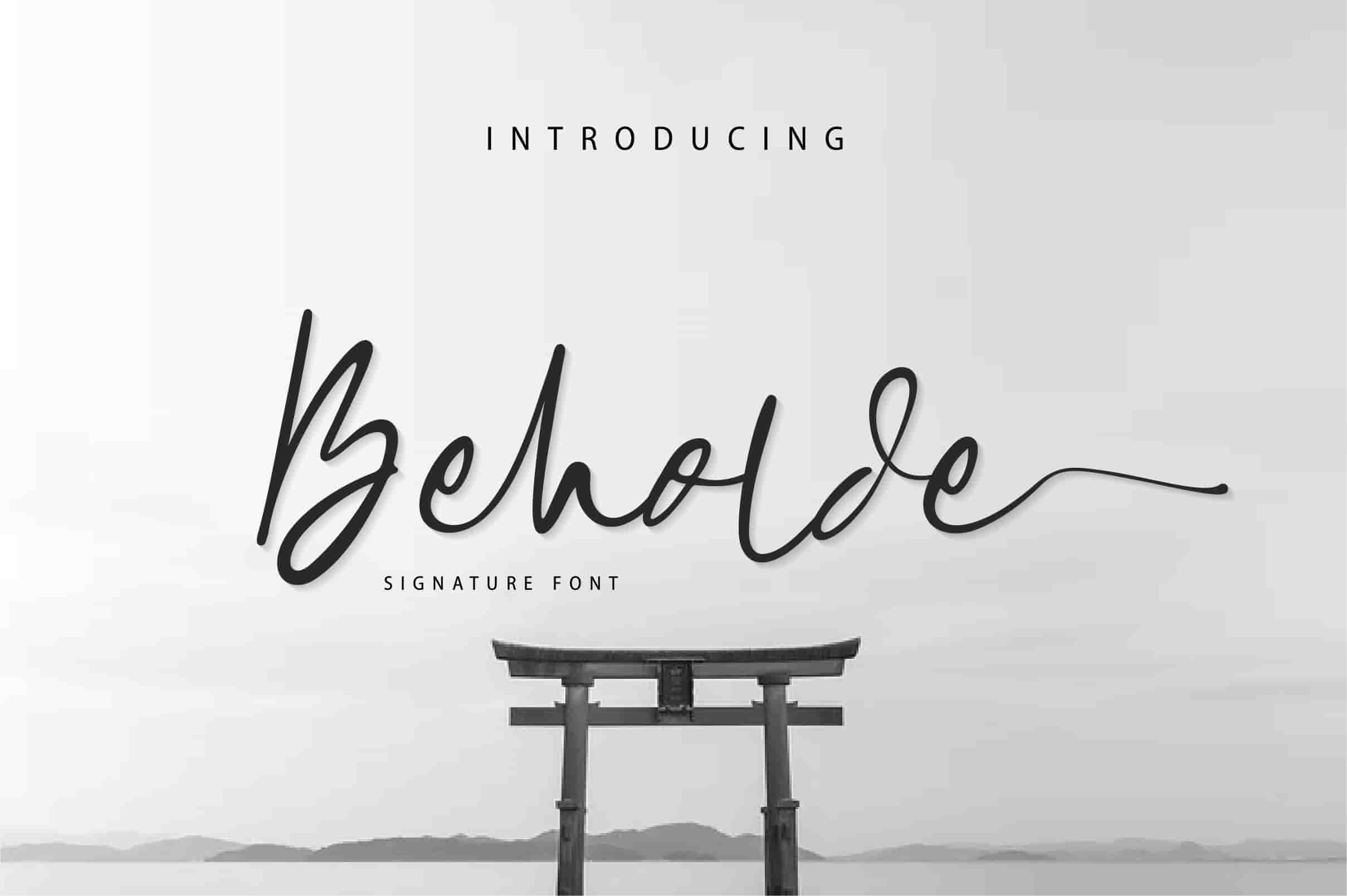 The Gorgeous Script Font Bundle - 30 Exclusive Fonts-Fonts-Artixty
