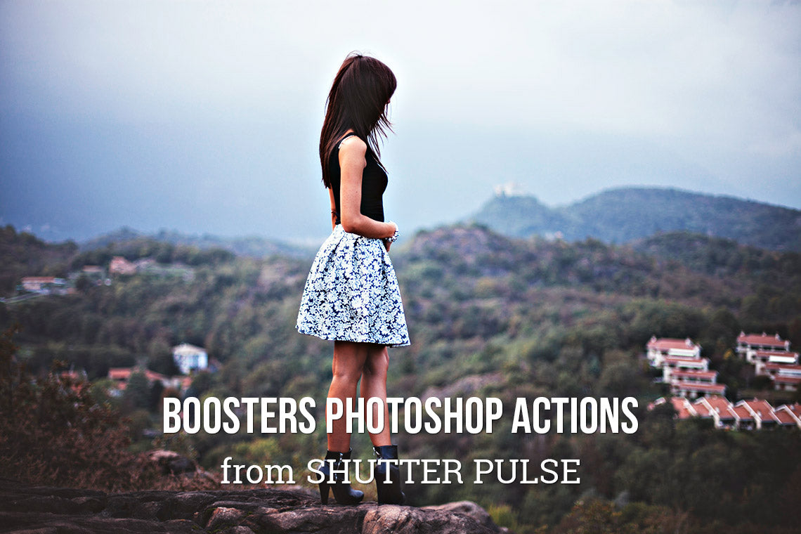300+ Incredible Photoshop Actions Bundle-Add-Ons-Artixty