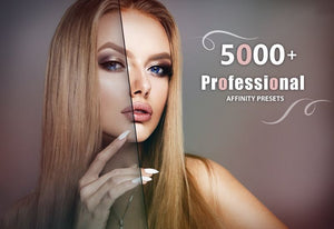 The Professional Affinity Presets Bundle - 5000+ LUTs-Add-Ons-Artixty