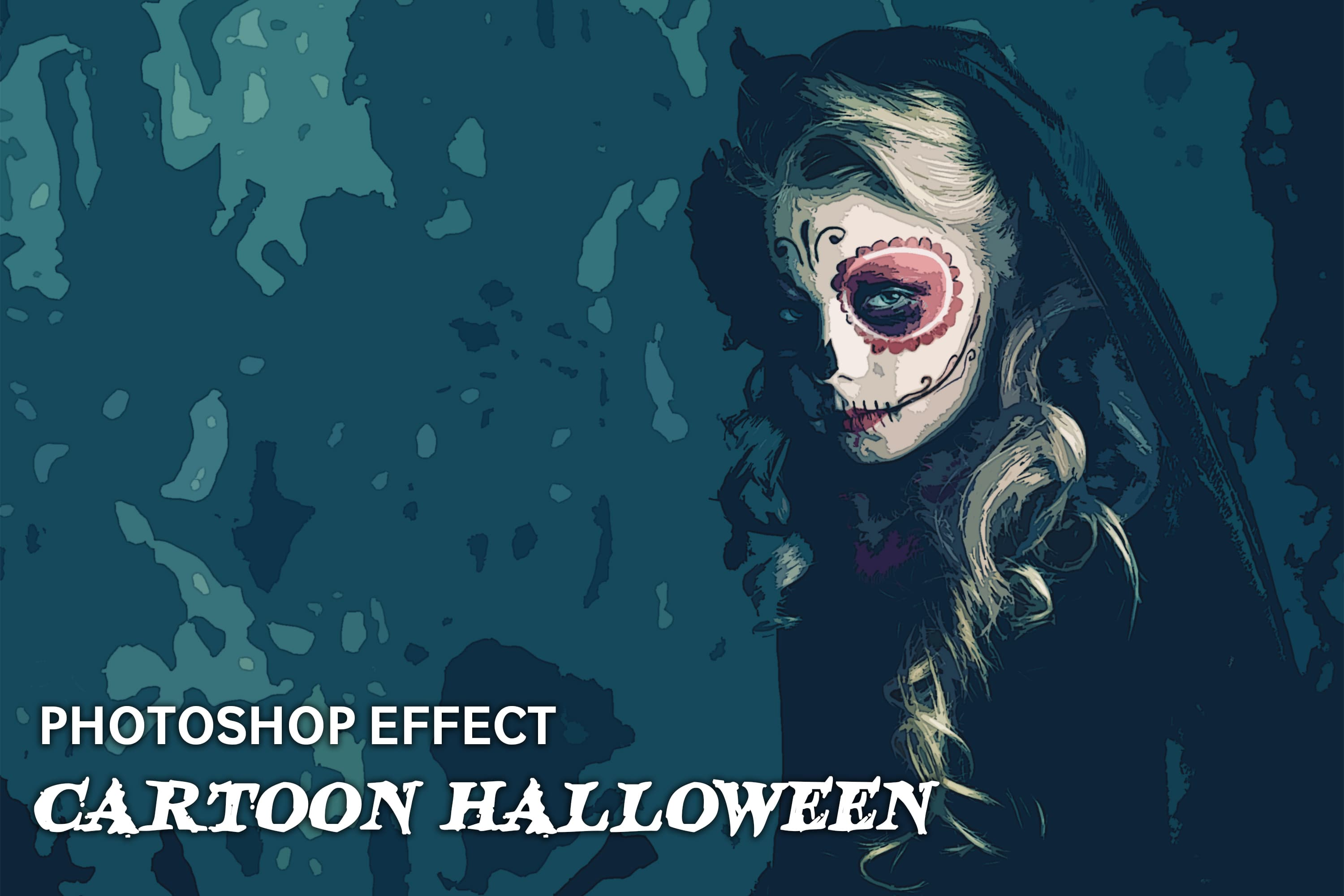 The Spooky Halloween Photoshop Effects-Add-Ons-Artixty
