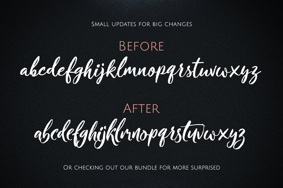 The Economical Natural Font Bundle - 16 Trendy Fonts-Fonts-Artixty