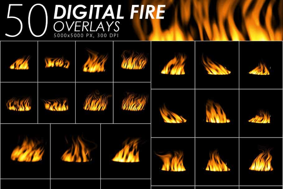 1500+ Supreme Visual Effects Overlays Bundle-Graphics-Artixty