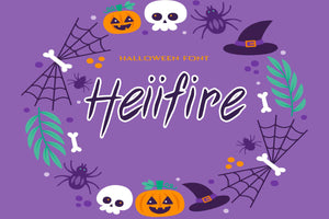 The Big Bundle Of 25 Wicked Halloween Fonts-Fonts-Artixty
