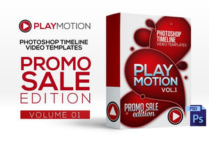 Playmotion Photoshop Timeline Video Templates-Templates-Artixty