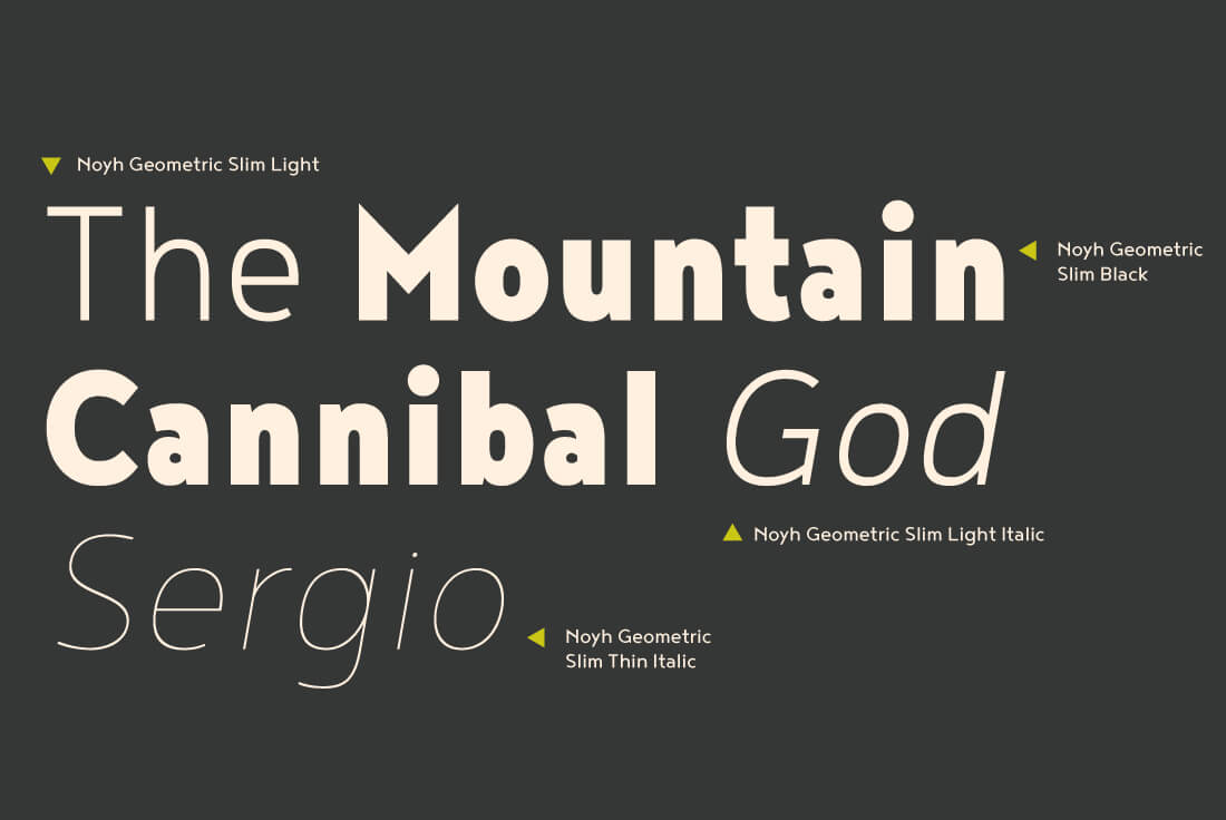 Typesketchbook Sans Serif Font Pack-Fonts-Artixty