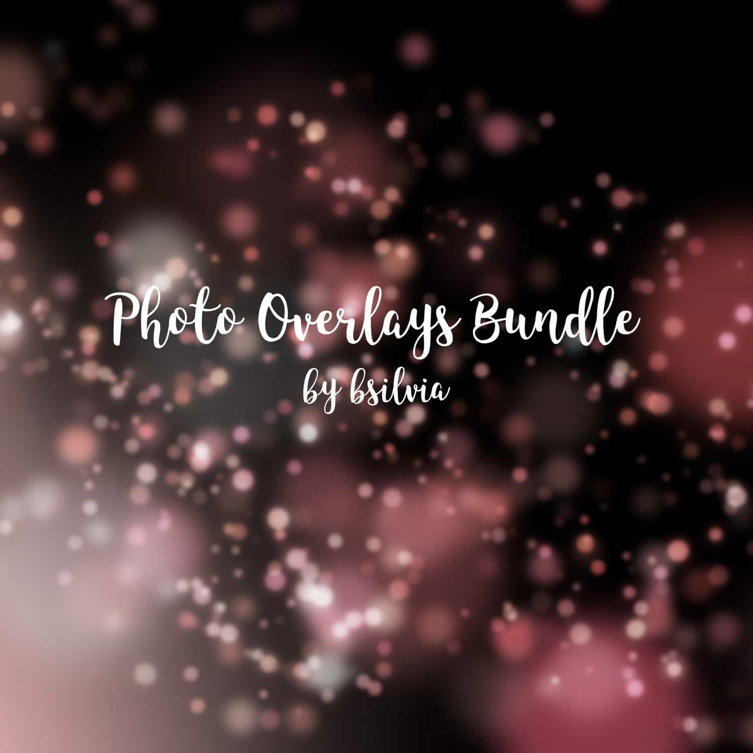 750+ Sparkly Photo Overlays Bundle-Graphics-Artixty
