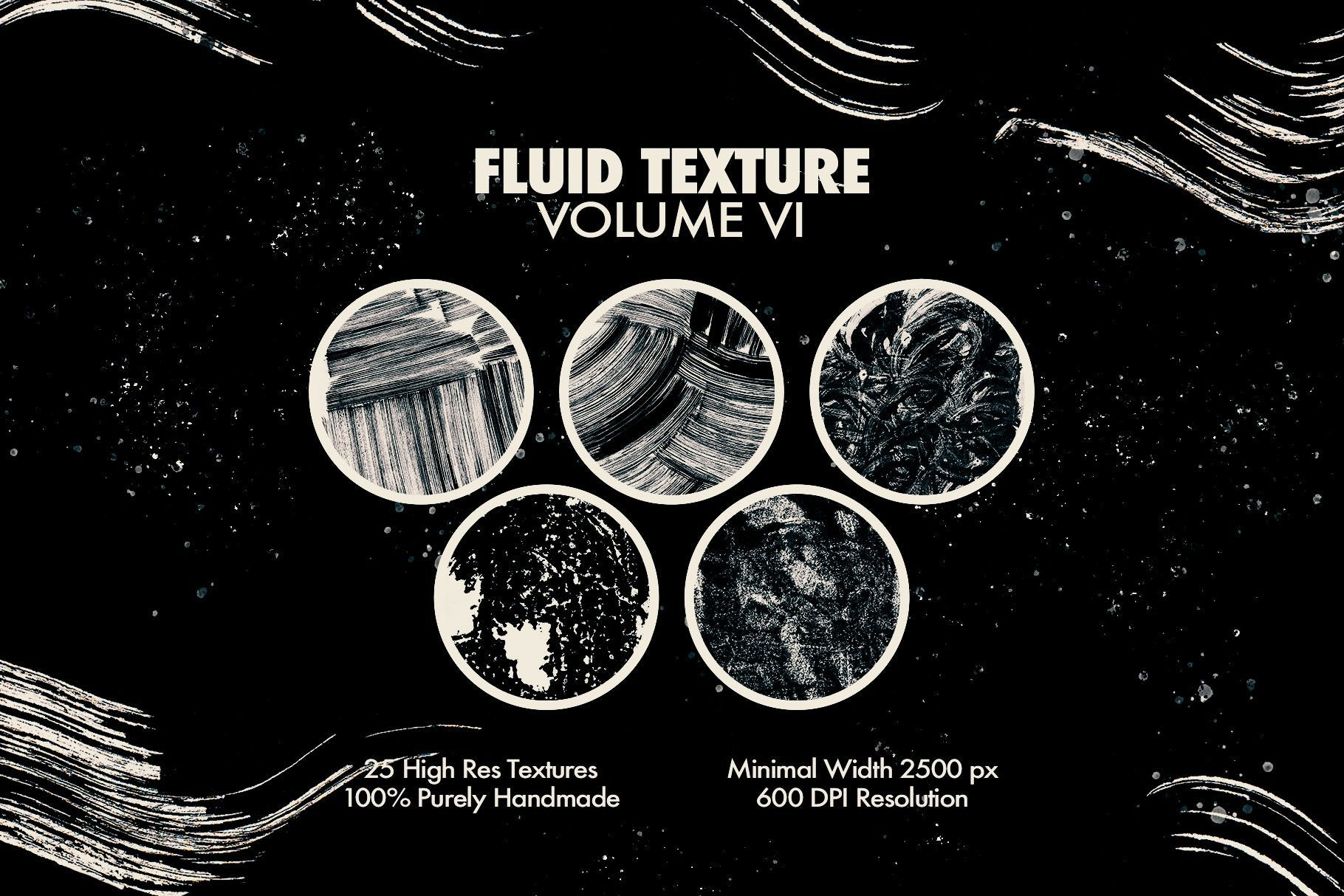 The Fluid Textures Collection - 150 Textures-Graphics-Artixty