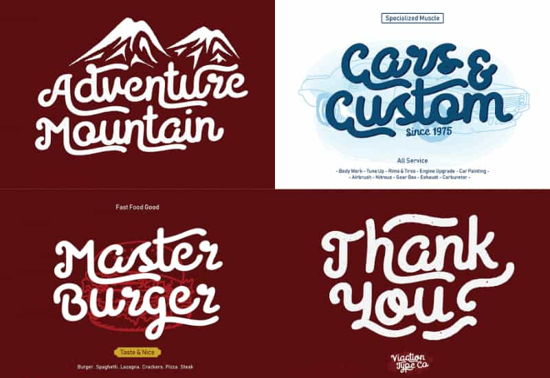 The Special Bundle Of Illustrations And Fonts-Fonts-Artixty