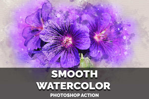 10-In-1 Magical Watercolor Actions Bundle-Add-Ons-Artixty