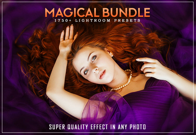 1750+ Magical Bundle Of Lightroom Presets-Add-Ons-Artixty