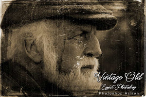 6-In-1 Vintage Photoshop Actions Bundle-Add-Ons-Artixty