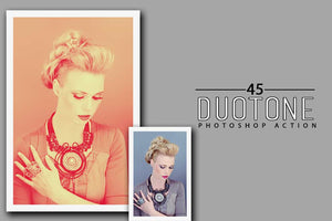 217+ Duotone Photoshop Actions Bundle-Add-Ons-Artixty