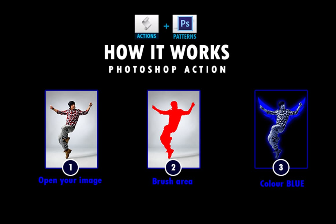 The Marvelous Photoshop Action Bundle-Add-Ons-Artixty