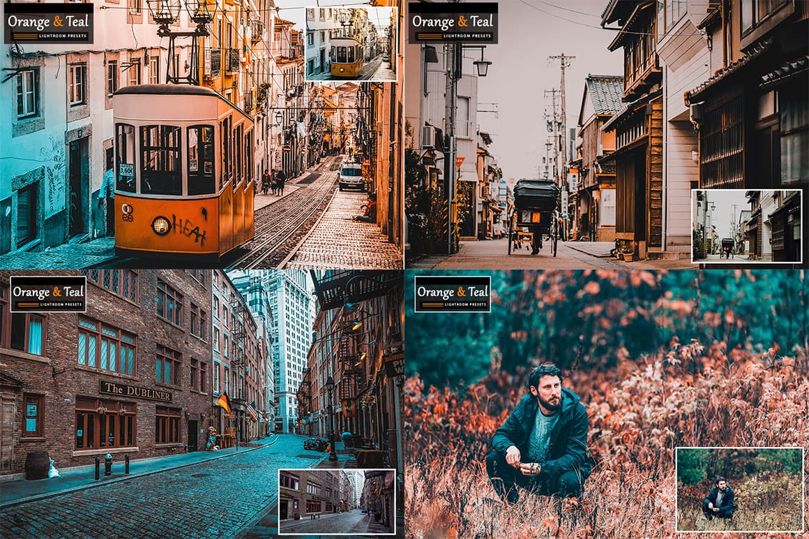 The Glorious Lightroom Presets Bundle - 639+ Presets-Add-Ons-Artixty