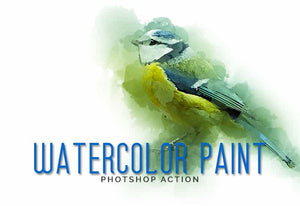 7-In-1 Fancy Painting Photoshop Actions Bundle-Add-Ons-Artixty