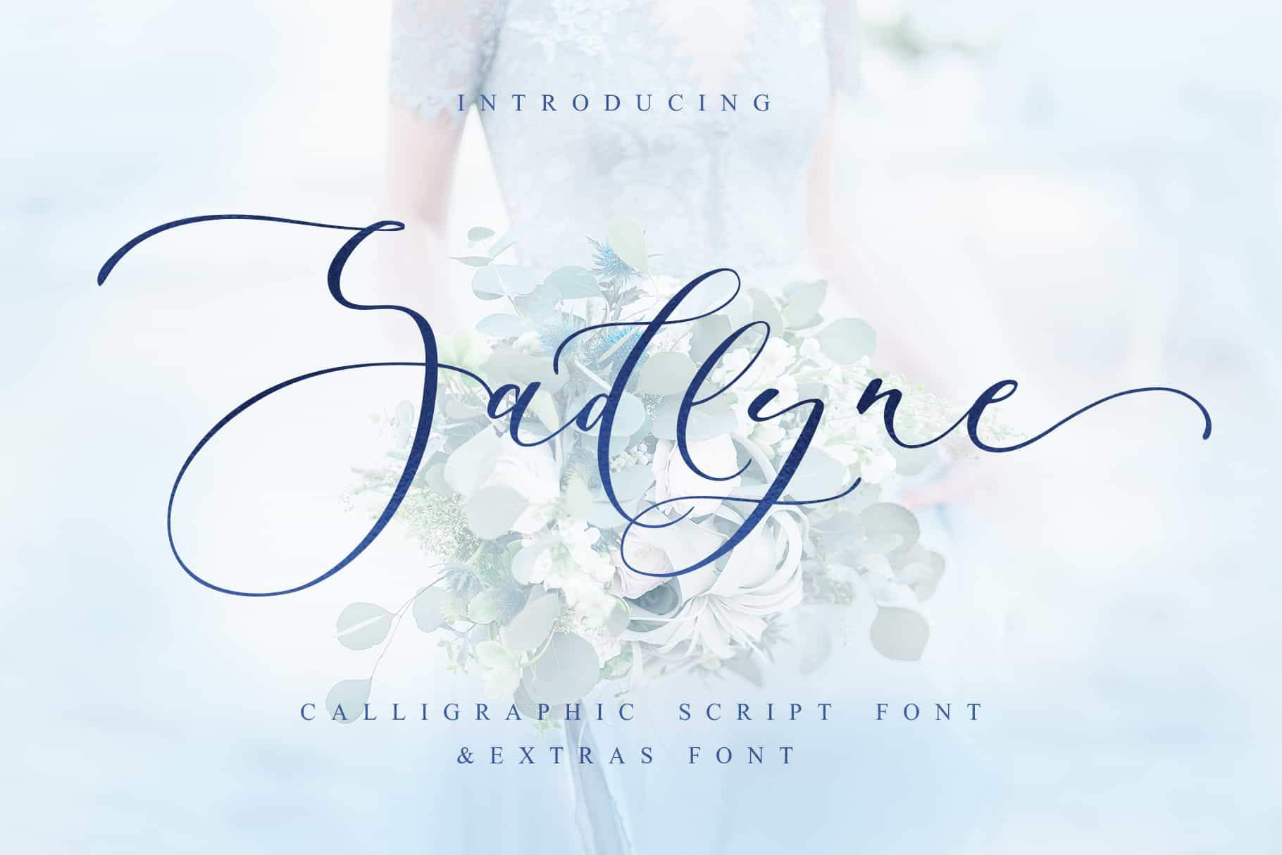 The Stylish Calligraphy Font Bundle - 12 Exclusive Fonts-Fonts-Artixty