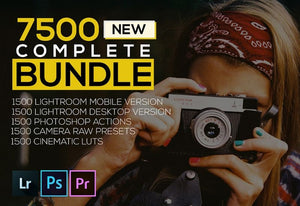 The Complete Photography Bundle - 7500+ Resources-Add-Ons-Artixty