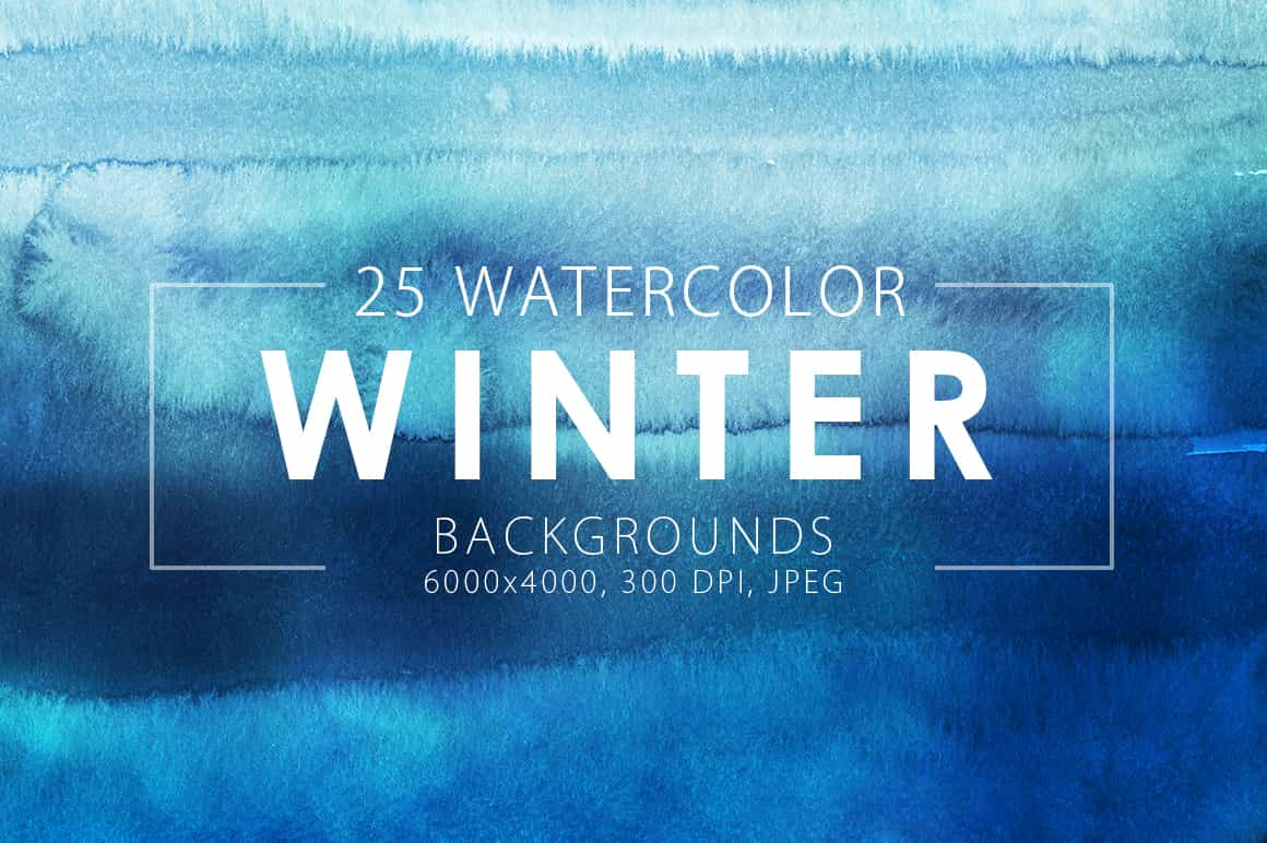 Colossal Watercolor Backgrounds Bundle - 500+ Backgrounds-Graphics-Artixty