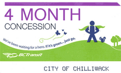 Monthly Transit Pass
