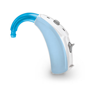 Baby Blue skin for Hearing Aid
