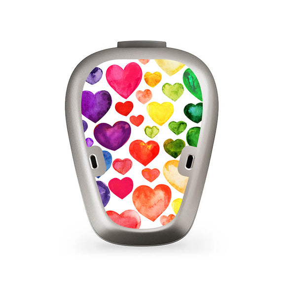 Rainbow Hearts skin for BAHA 5