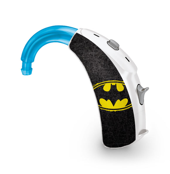 Batman skin for Hearing Aid